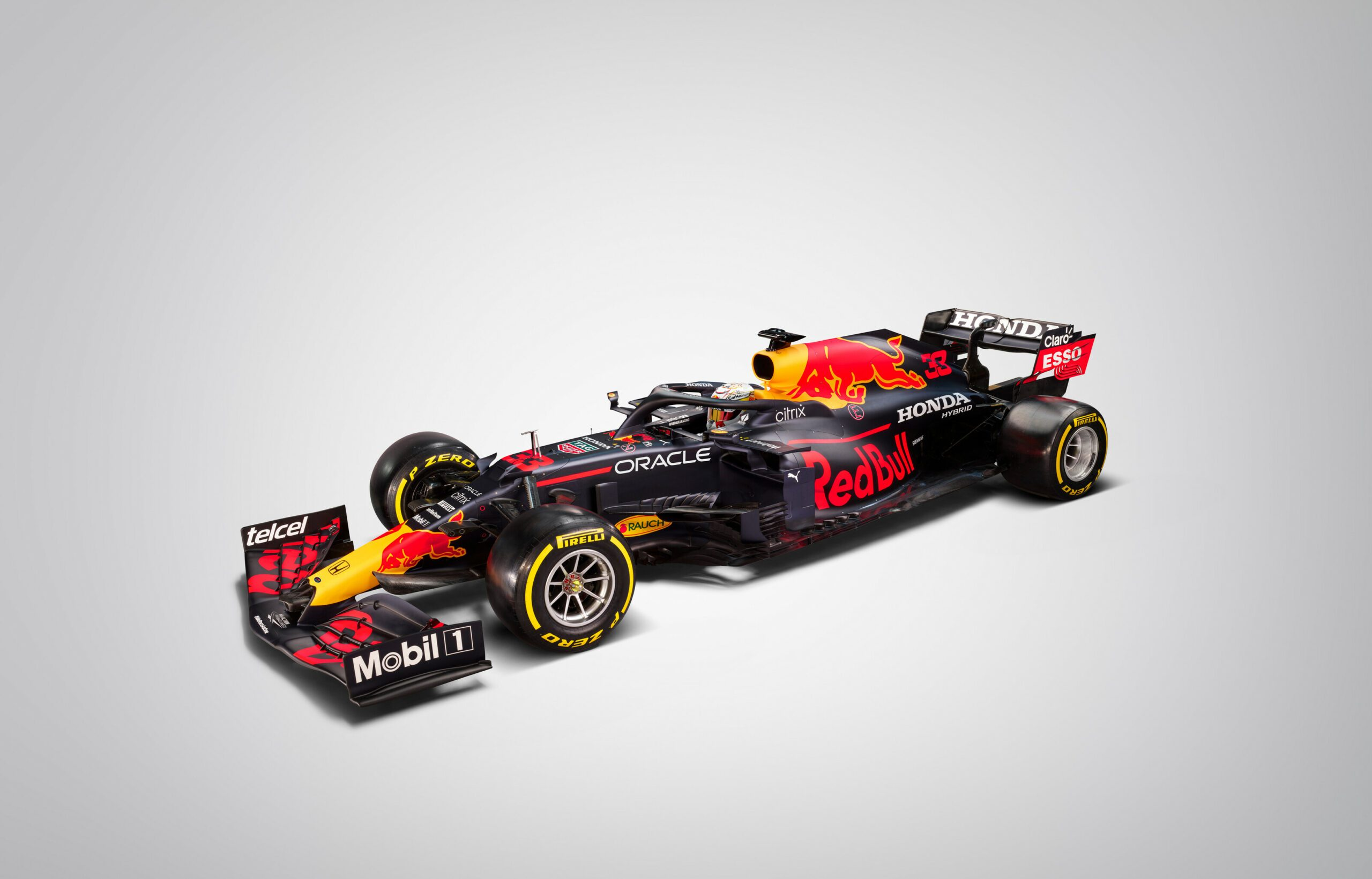 Oracle Red Bull